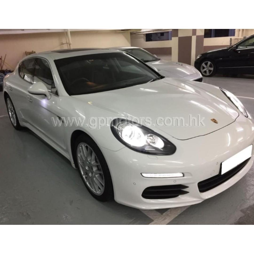 Porsche Panamera S (Code 3764)