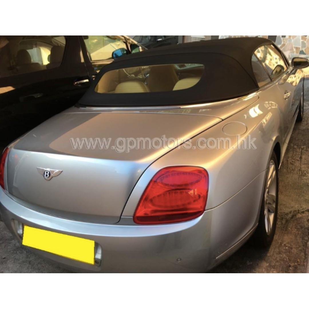 (價錢面議)Bentley GTC (Code 3752)