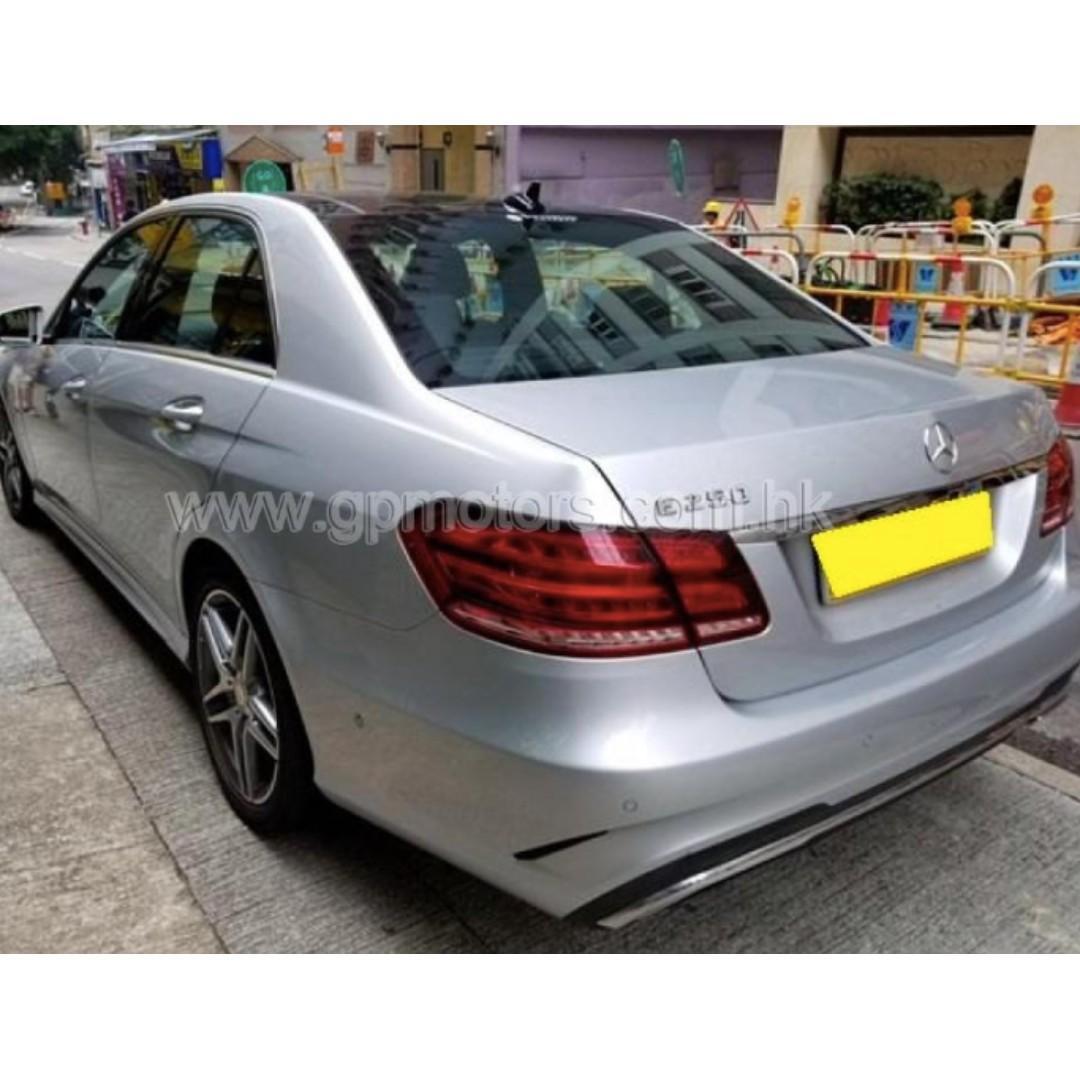 (價錢面議)Mercedes-Benz E250 (Code 3751)