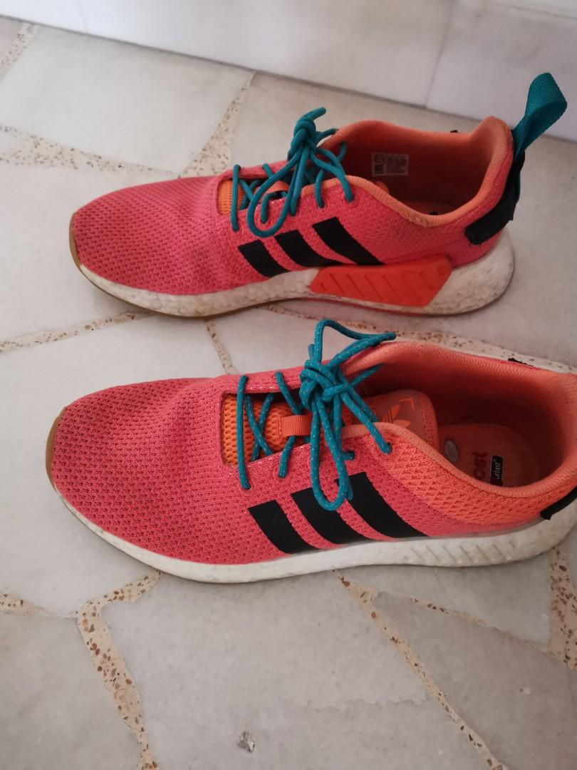 Adidas Nmd R1 Men S Fashion Footwear Sneakers On Carousell