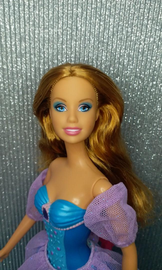 Barbie princess preloved original mattel