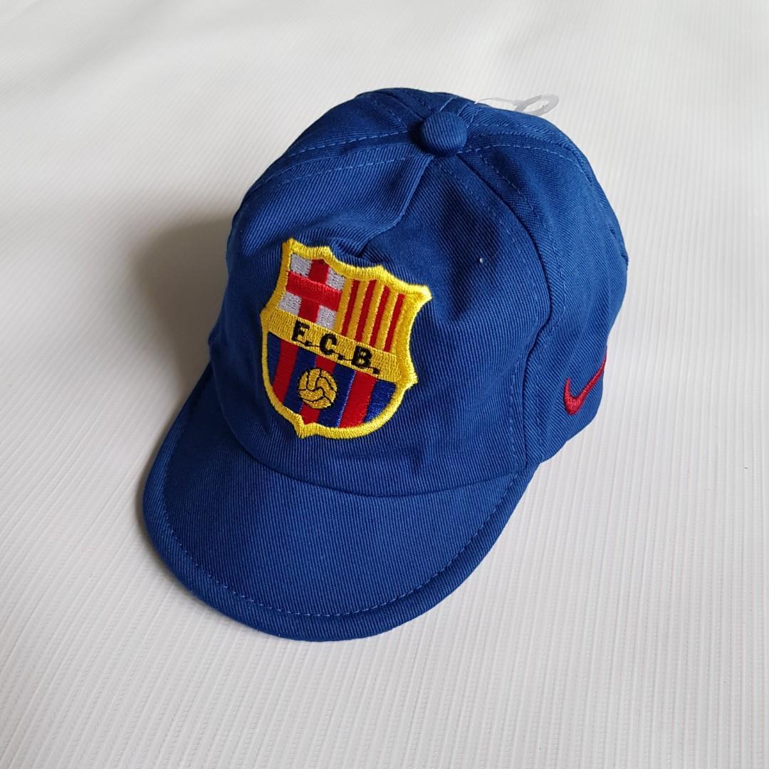Barcelona Baby Cap