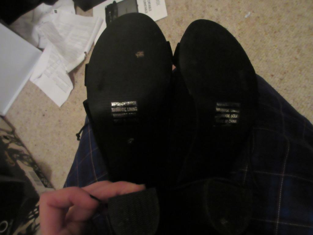 Black Gladiator Heels #swapau