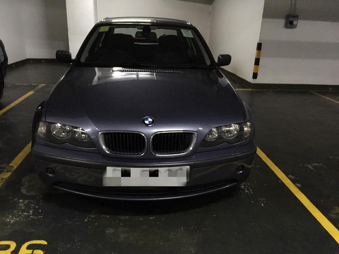 BMW 318I (1995cc) 2004