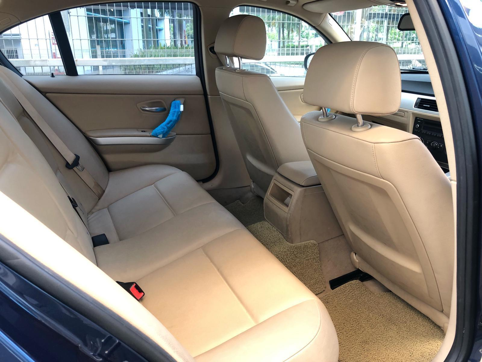 BMW 318I for Gojek Ryde Grab Personal use Cheapest Rental