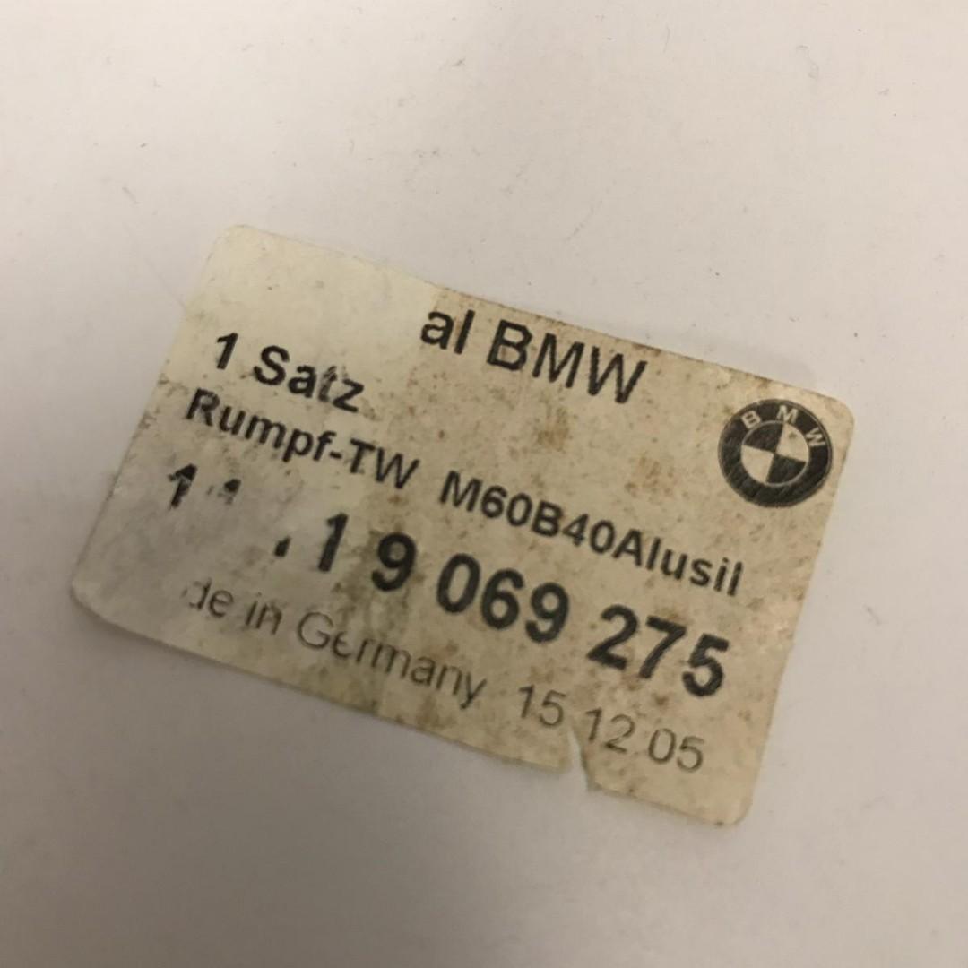 BMW Engine Table