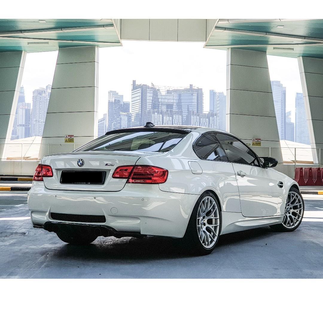 BMW M3 4.0 Coupe Auto
