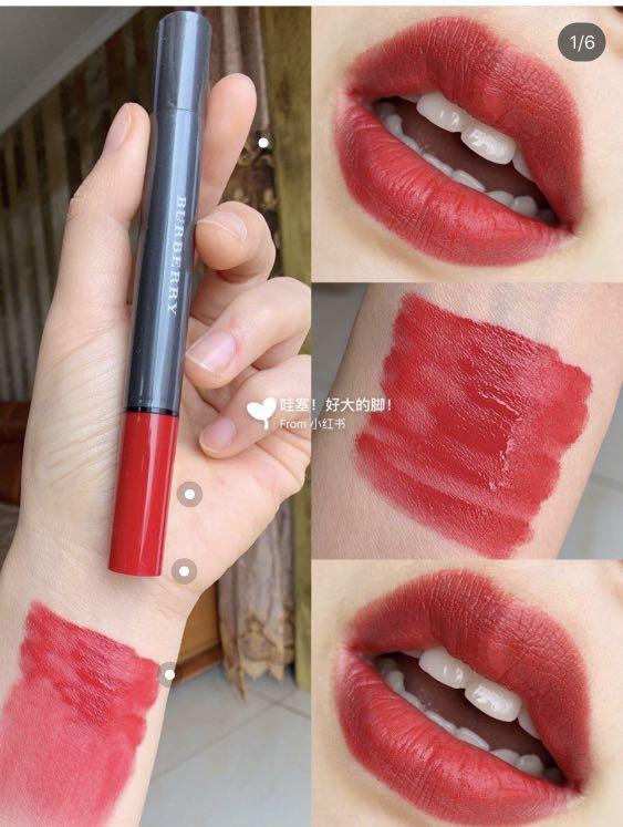 Burberry lip crush #65