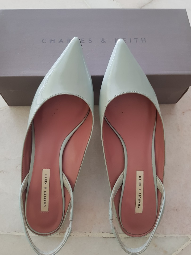 Charles & Keith Pointed Shoes