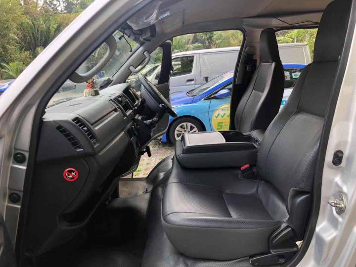 CHEAP & NICE Commercial Van for Rent!! ONLY $36 for One Day, (Manual transmission)