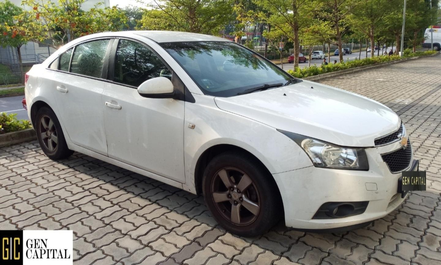 Chevrolet Cruze 1.6A - Lowest rental rates, with many choices to choose from!