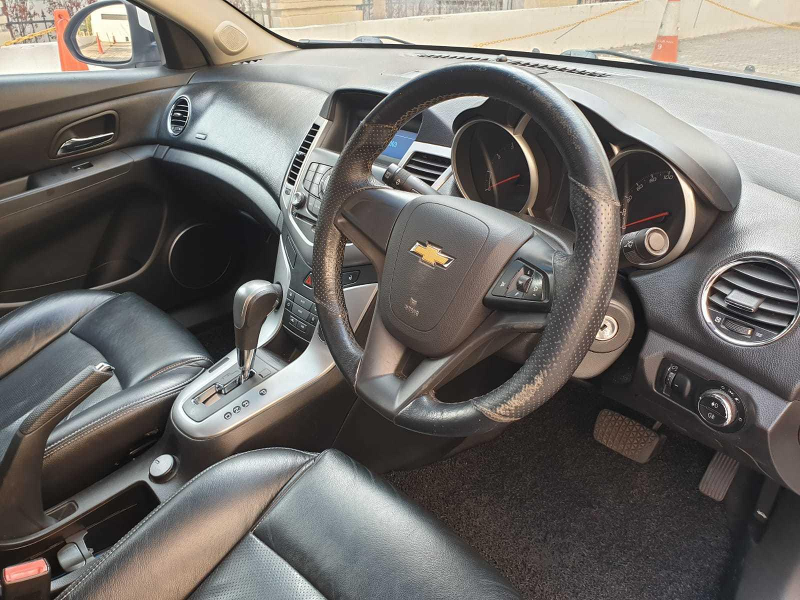 Chevrolet Cruze 1.6A - Many ranges of car to choose from, with very reliable rates!