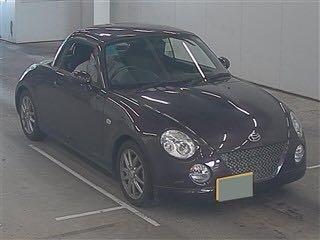 DAIHATSU COPEN 2010