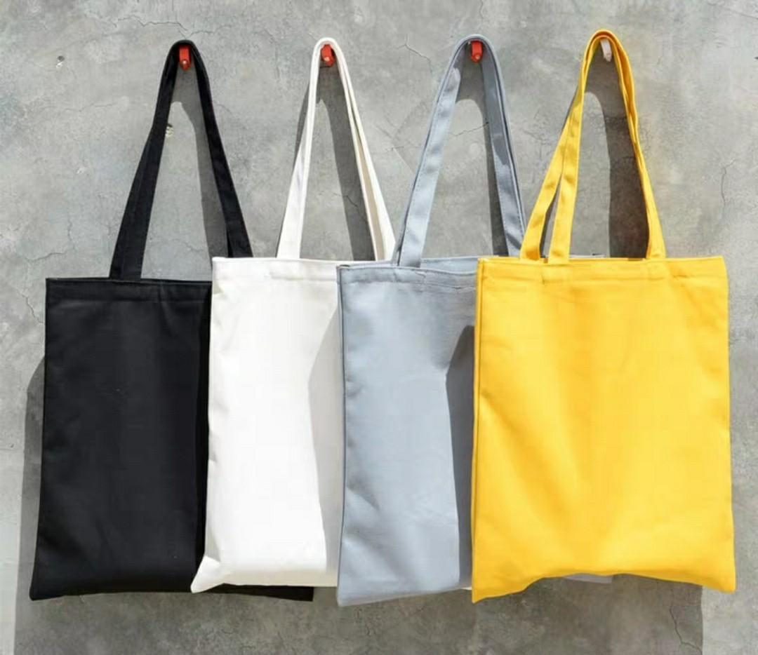 Daily tote bag (7 colours)