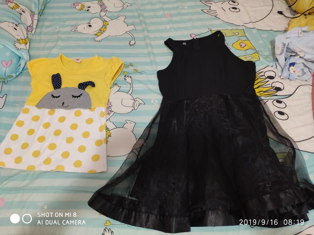 Dress for girl (8-10 years old)