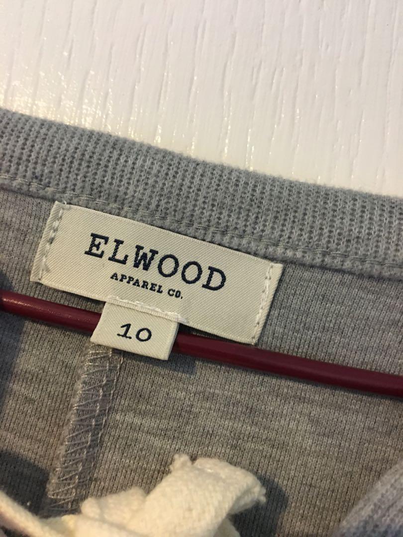 Elwood slight crop jumper worth $80+ never worn