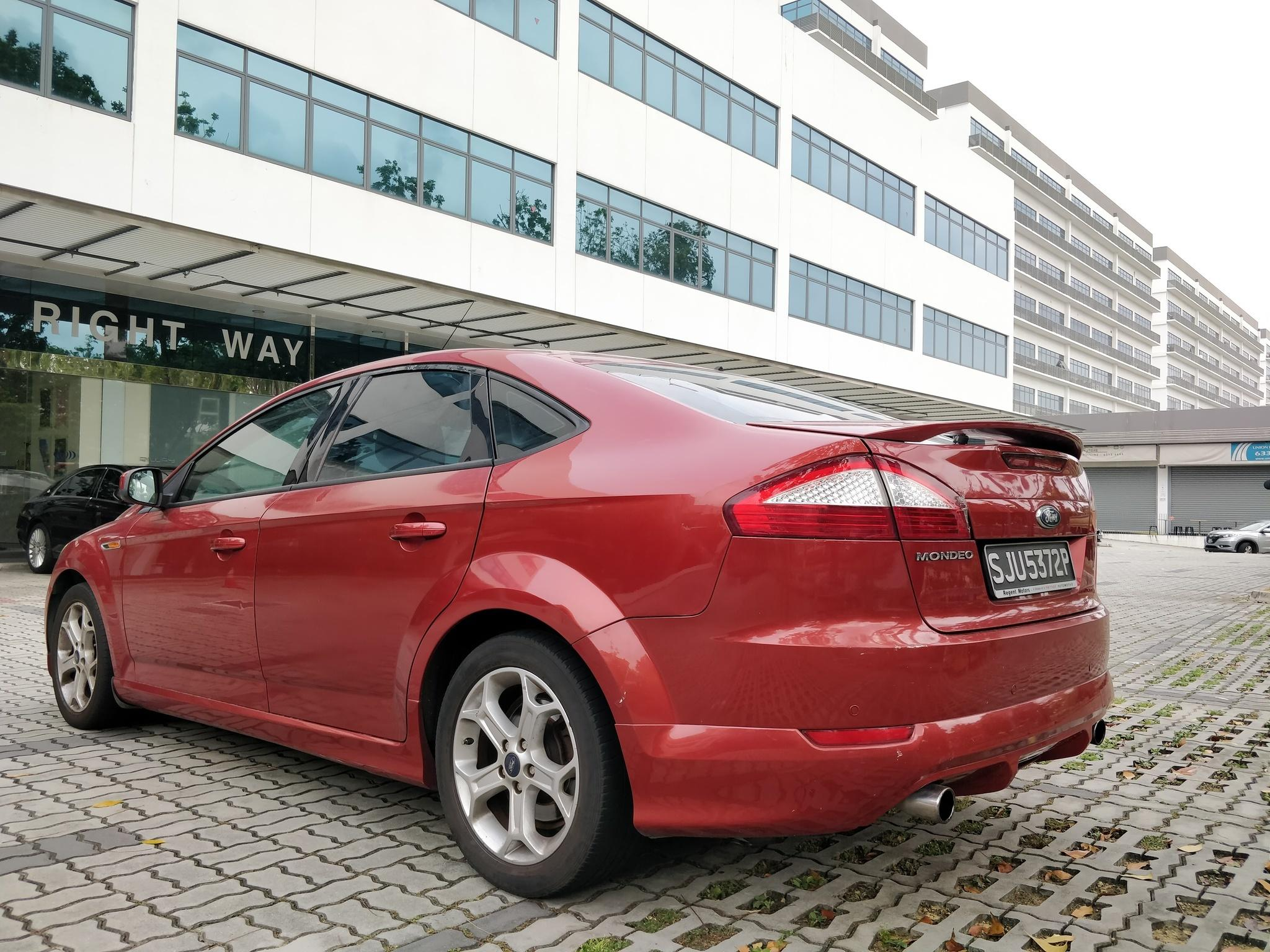 Ford Mondeo 2.3A - Cheapest rental in town, full support!