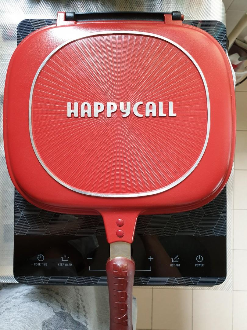 Happy Call Double Sided Pan (Non-Induction)