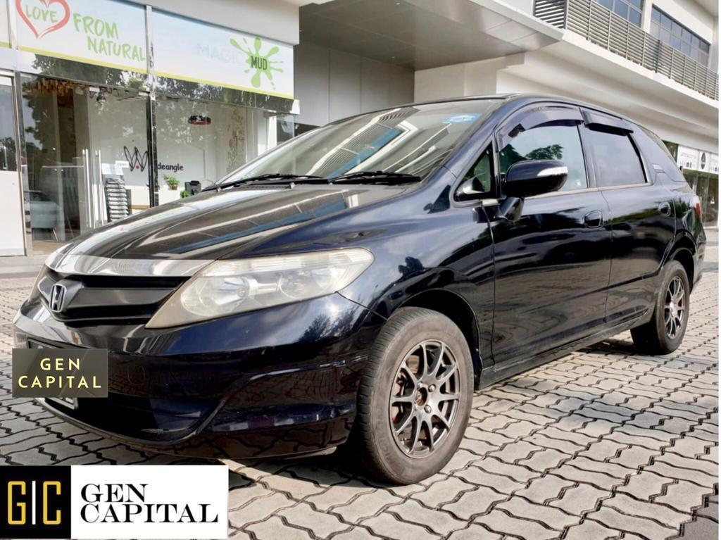 Honda Airwave 1.5A - Cheapest rental in city, quickest assistance!