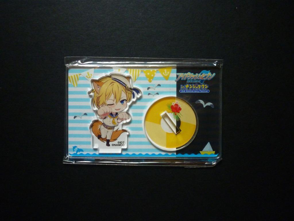 IDOLiSH7 ~ Rokuya Nagi ~  in Namja Town 2nd Anniversary Festival ~ Acrylic Stand Pop (Limited)
