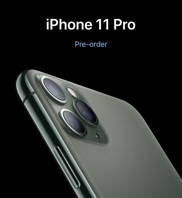 iPhone 11 Pro Max (bnew and sealed)
