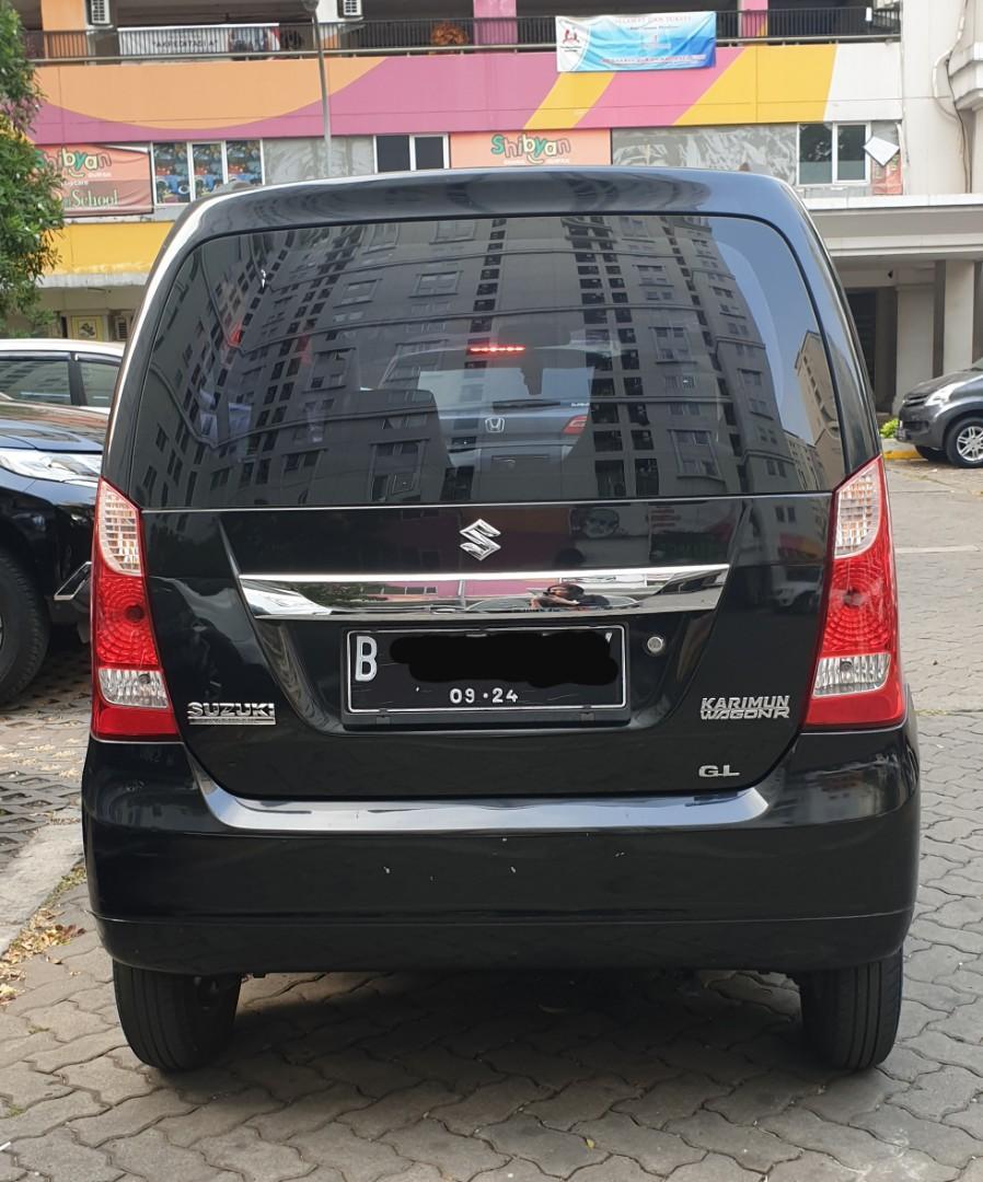 Jual Cepat Karimun Wagon R GL 2014 NET tangan pertama