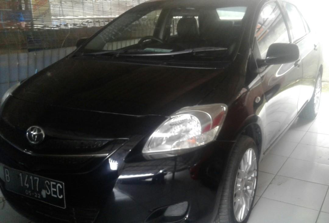 Kabar Gembira harga murah kualitas nomor 1 Toyota Vios 2012 ex bb