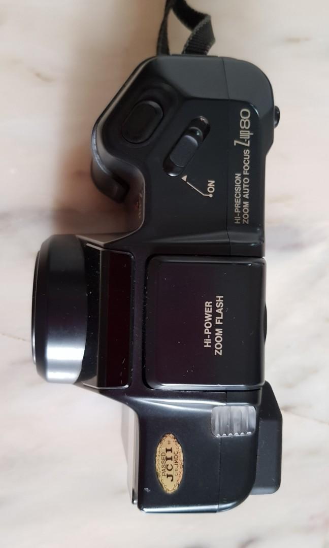 Konica Z-up 80 Super Zoom Film camera MADE IN JAPAN