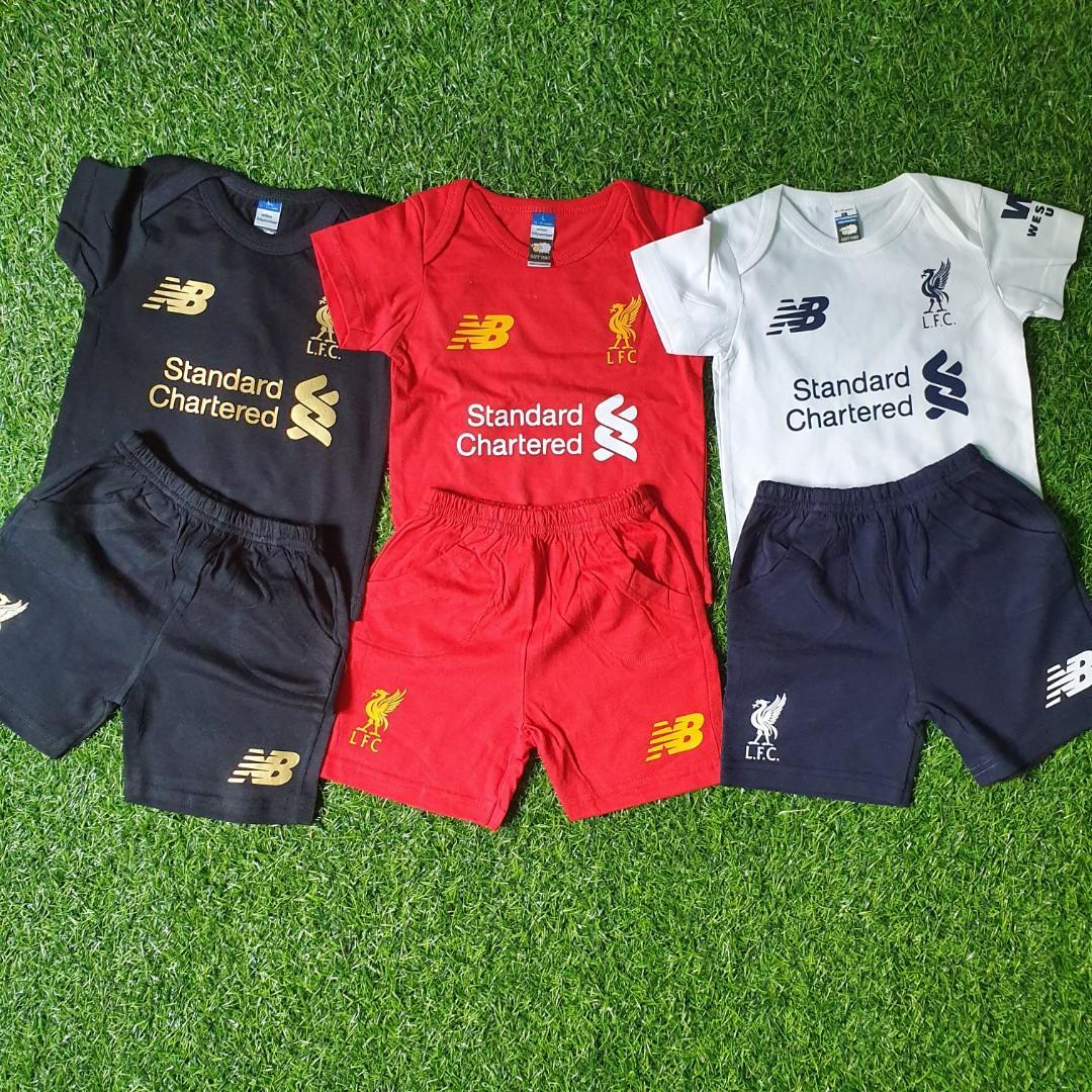 Liverpool 2019/20 Toddler Set