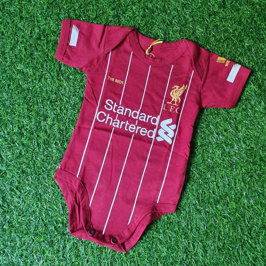 Liverpool Home 2019/20 Romper