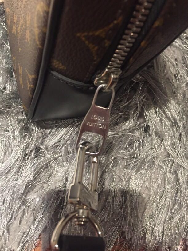 Louis Vuitton men's clutch