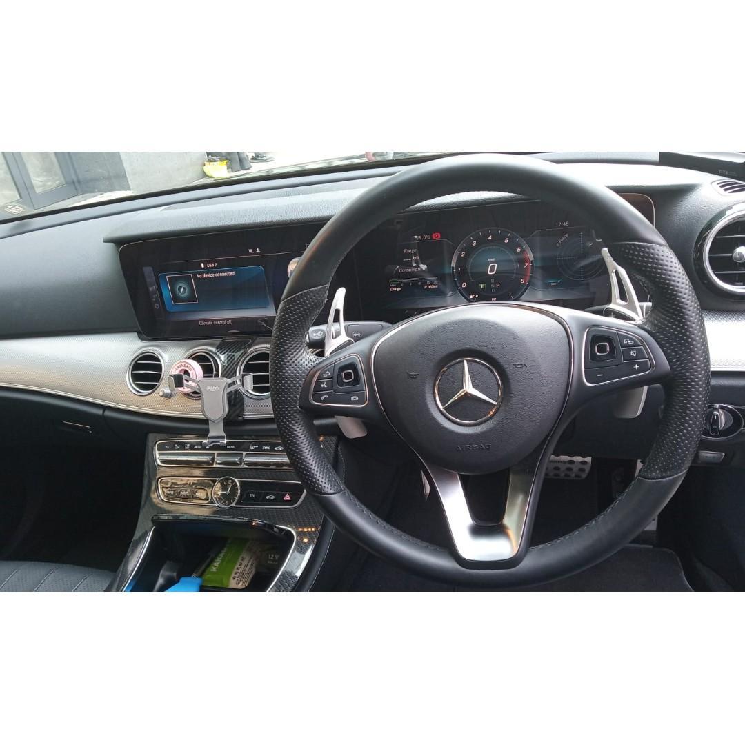 MERCEDES-BENZ E250 AMG 2017