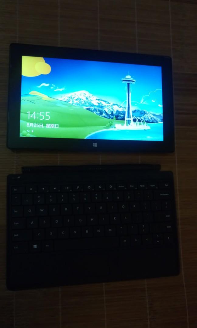 Microsoft Surface Pro, i5,4g, 128 SSD,. 80%new, WhatsApp. 64625204, TEL  91684791