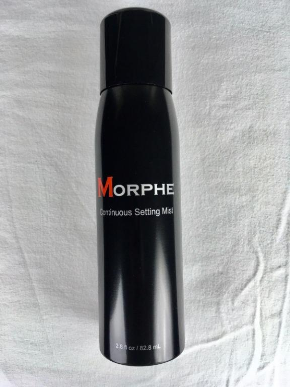 MORPHE PREP & SET-MAKEUP CONTINUOUS SETTING MIST USED BY JEFFREE STAR BRAND NEW & AUTHENTIC (PRICE IS FIRM, NO SWAPS)