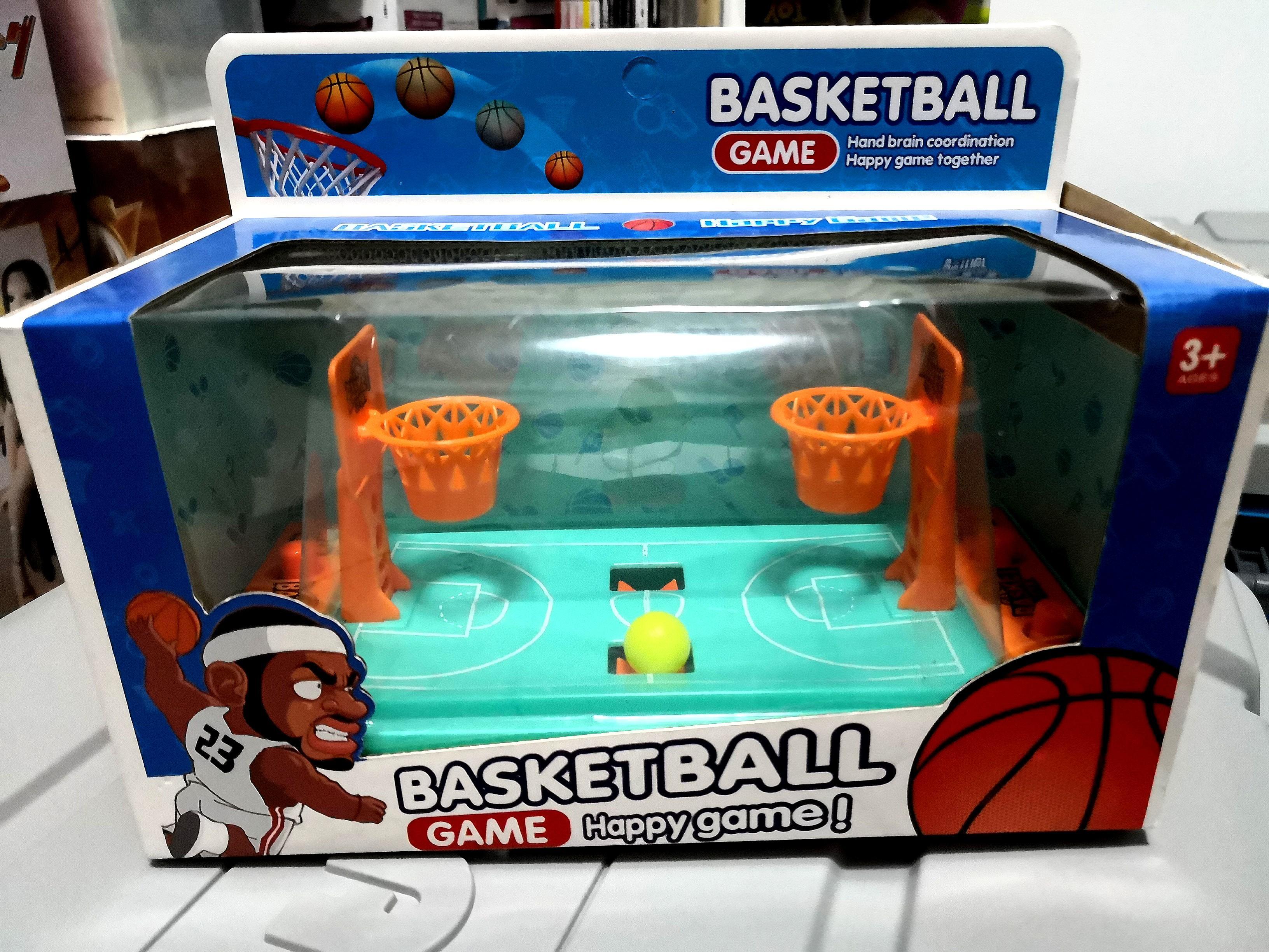 NBA 指尖投籃遊戲機