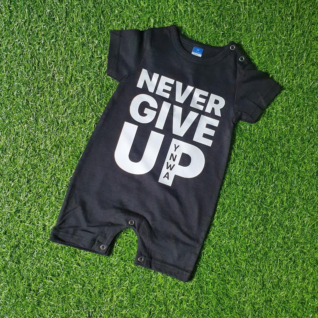 Never Give Up YNWA Jumper