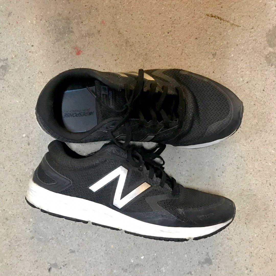 New Balance SpeedRide Flash-RN2 Black