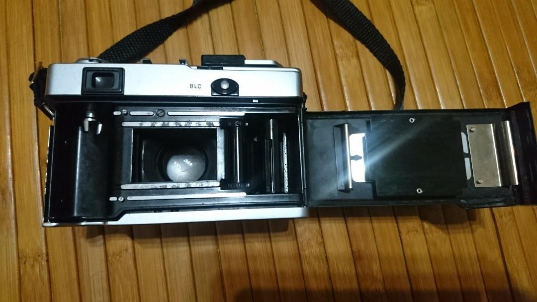 早期相機(OLYMPUS35 DC)