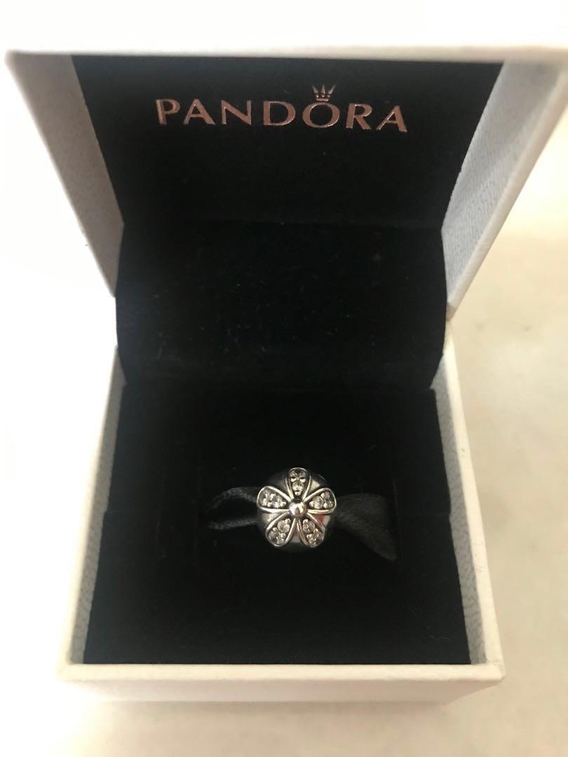 Pandora Daisy Clip/Charm