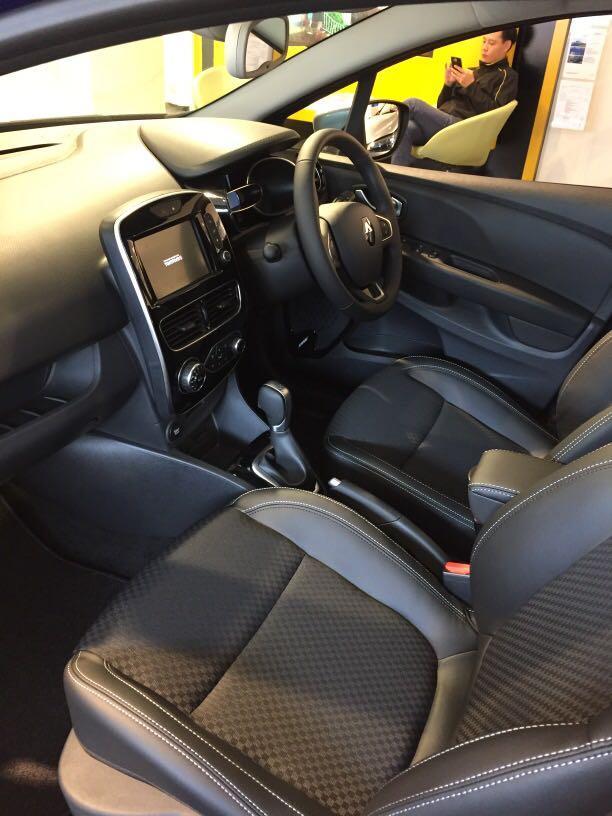 全新 雷諾 RENAULT CLIO 1.2 歐洲製造