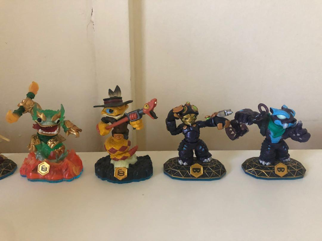 Skylanders game bundle