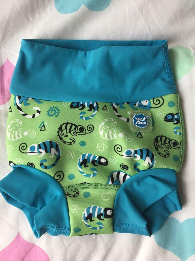 3-6 months BNWT Splash About Happy Nappy Medium