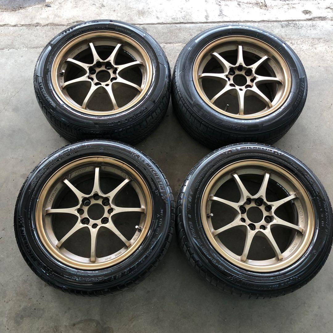 Sport Rim TE37 Thailand autoption 15
