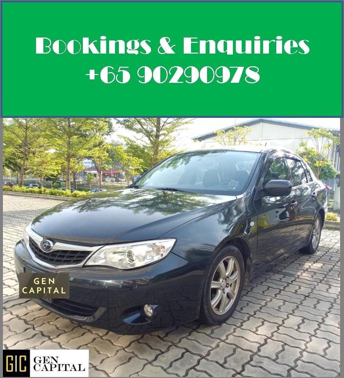 Subaru Impreza 1.5A - Many ranges of car to choose from, with very reliable rates!