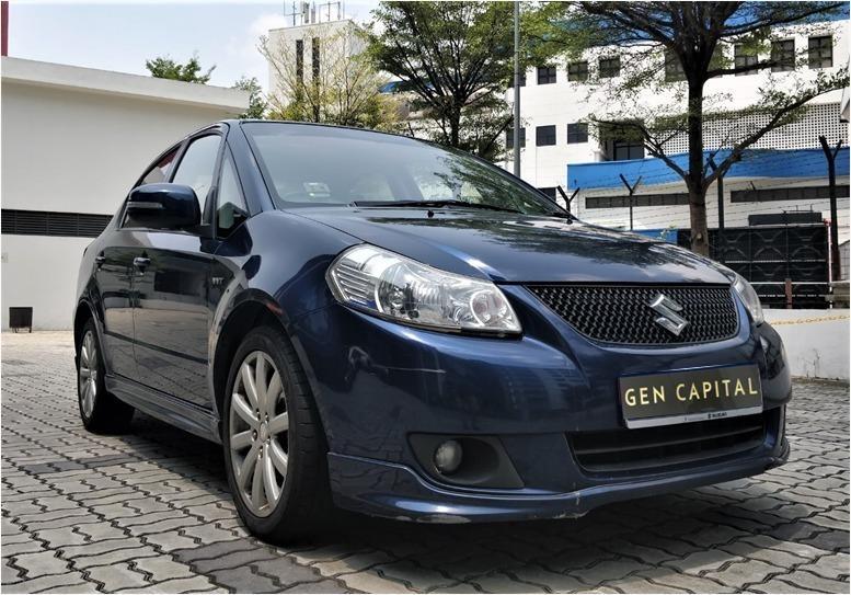 Suzuki SX4 - Cheapest rental in city, quickest assistance!