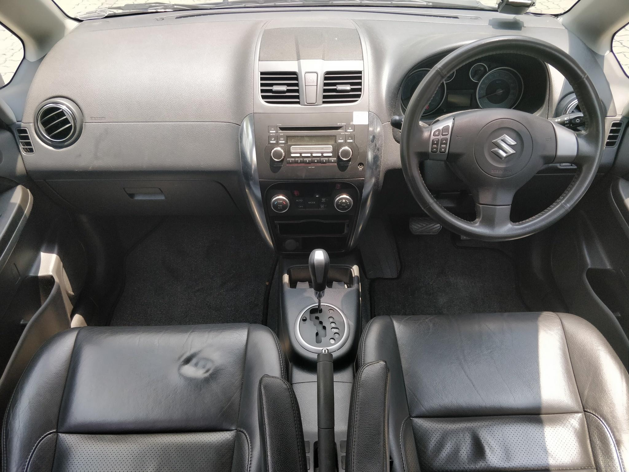 Suzuki SX4 - Lowest rental rates, with many choices to choose from!