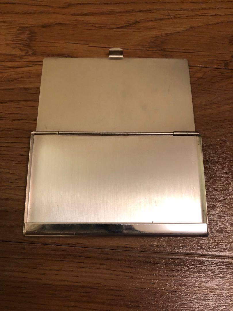 Tiffany card holder
