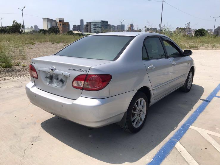 Toyota 2006年 Altis 1.8