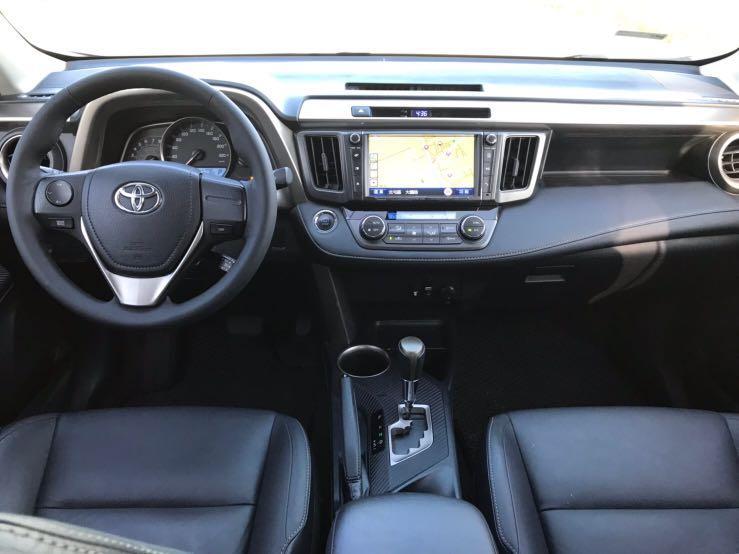 Toyota Rav4 2.5 2015年