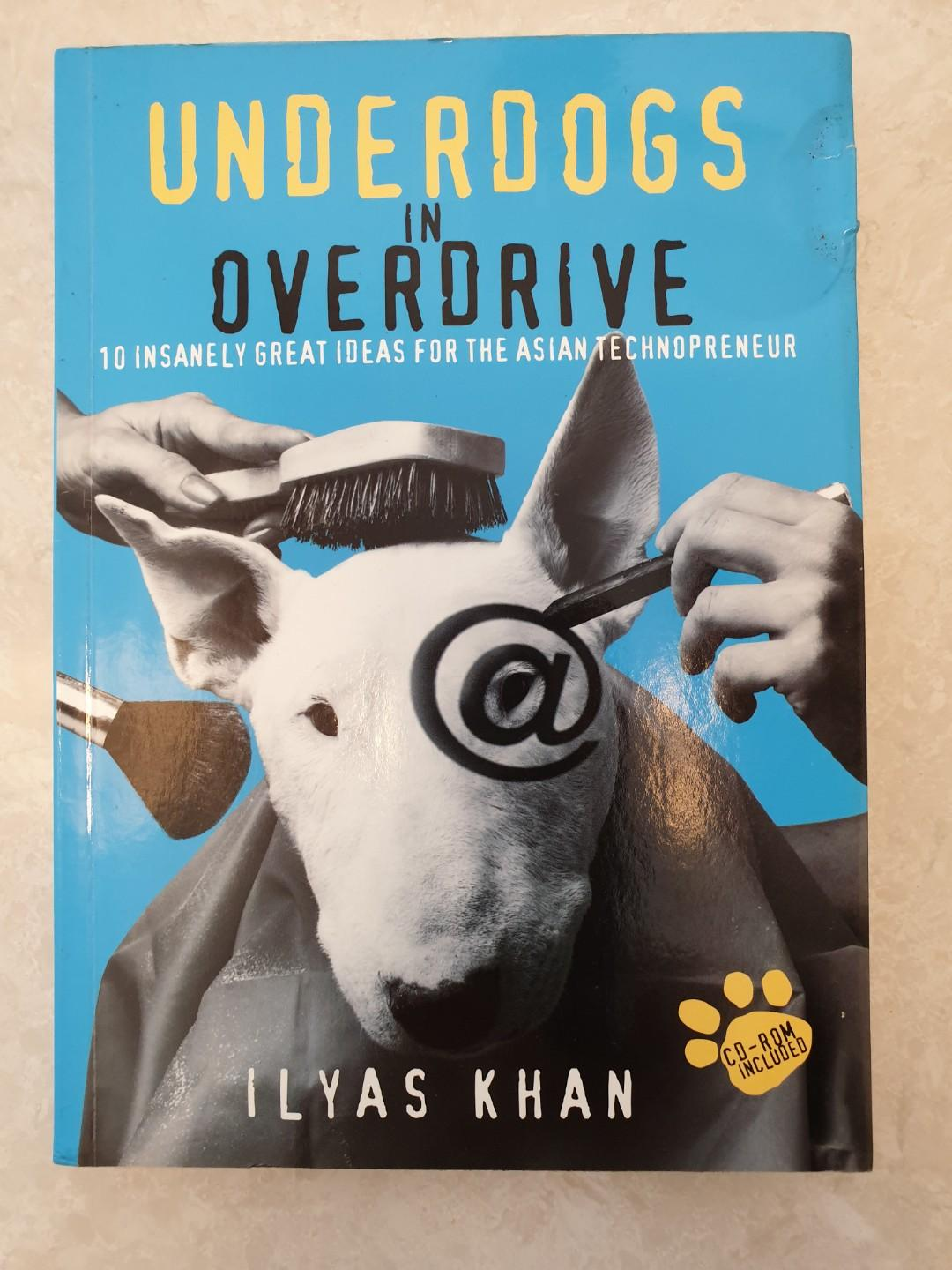 UNDERDOGS IN OVERDRIVE 10 Insanely Great Ideas For The Asian Technopeneur